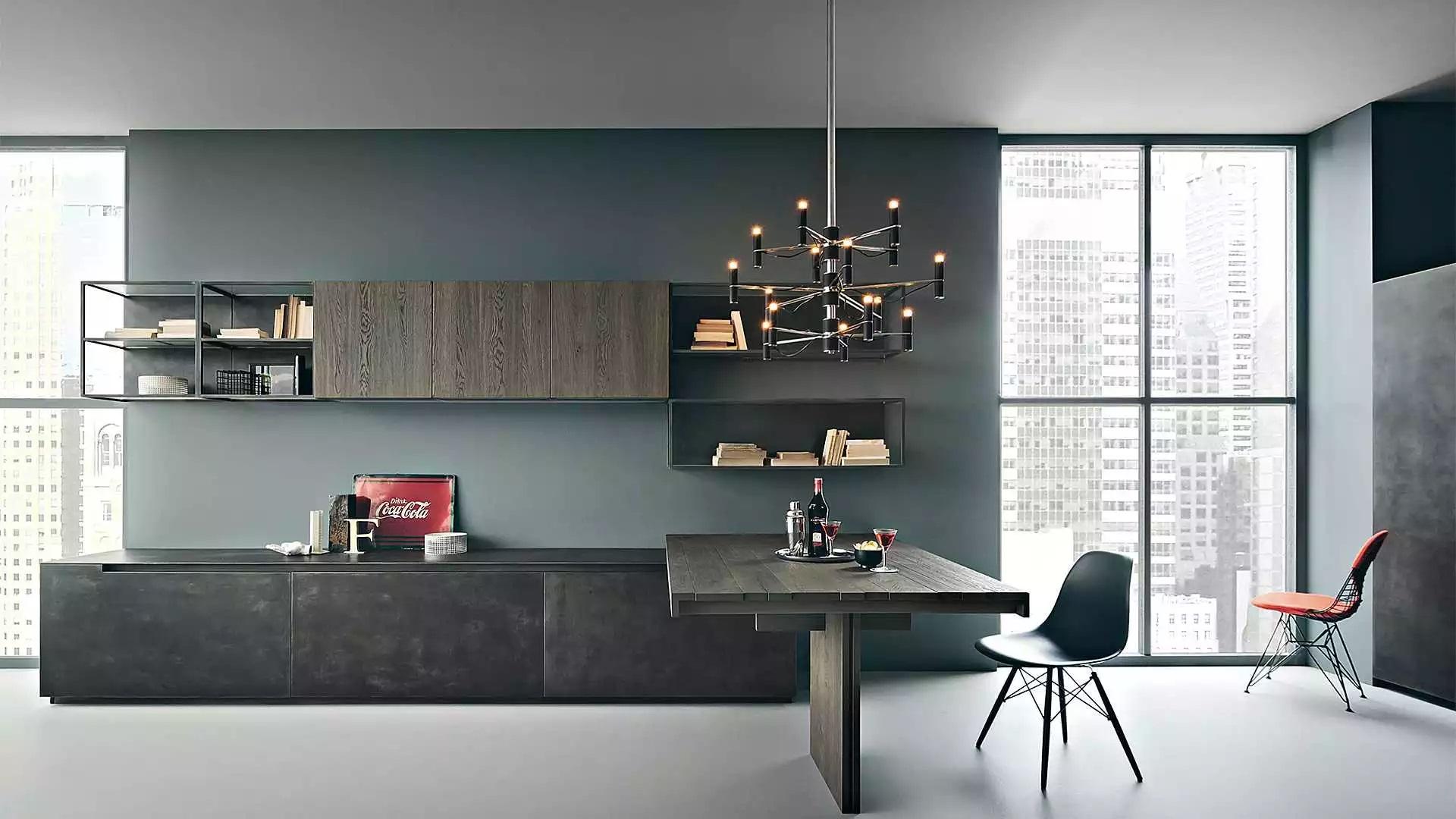 Mobilier-bucatarie-design-italia