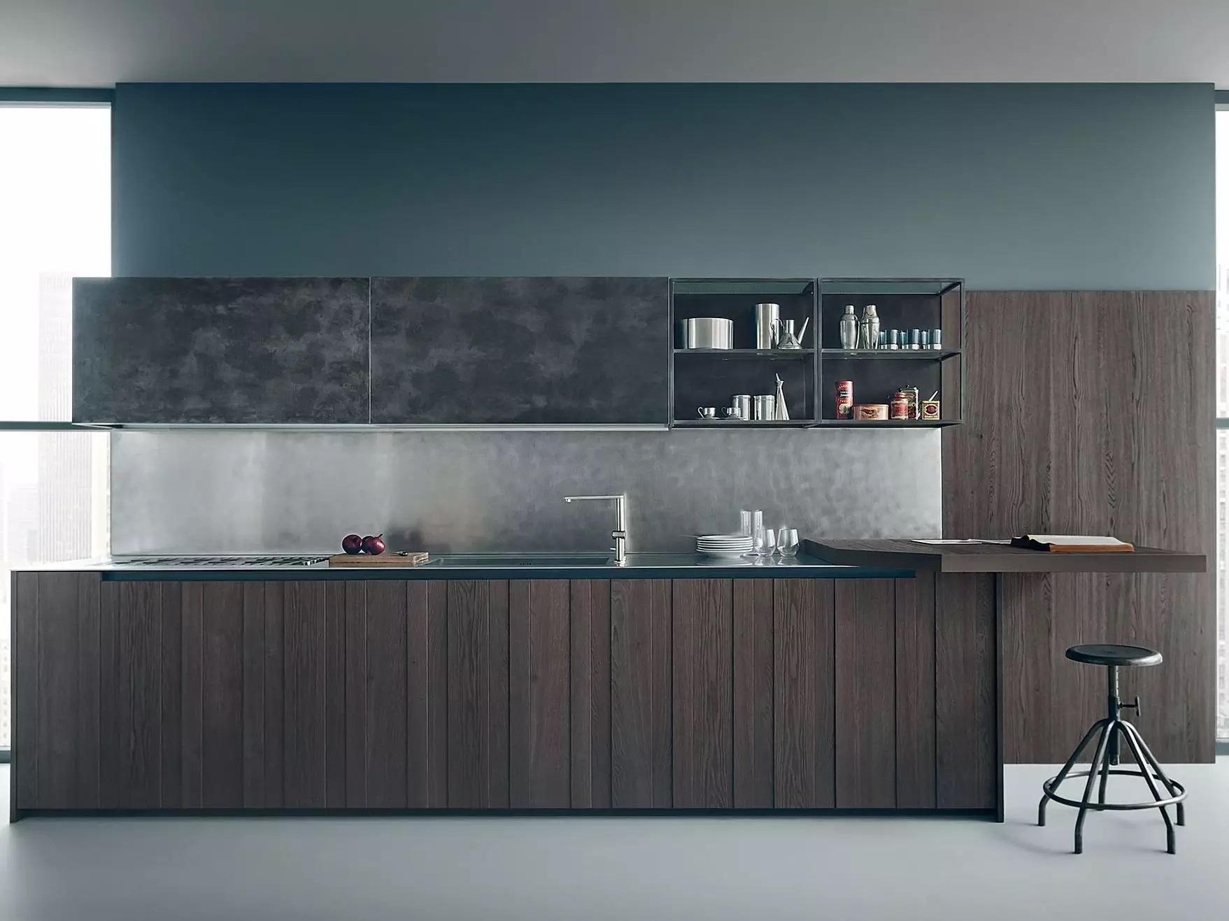Mobilier-bucătărie-lemn-masiv-Fifty-5
