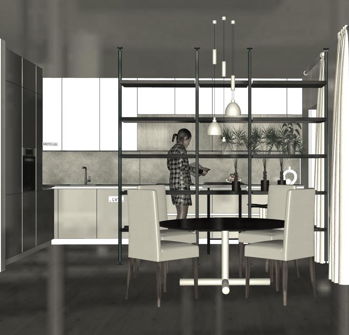 Proiectare mobila bucatarie