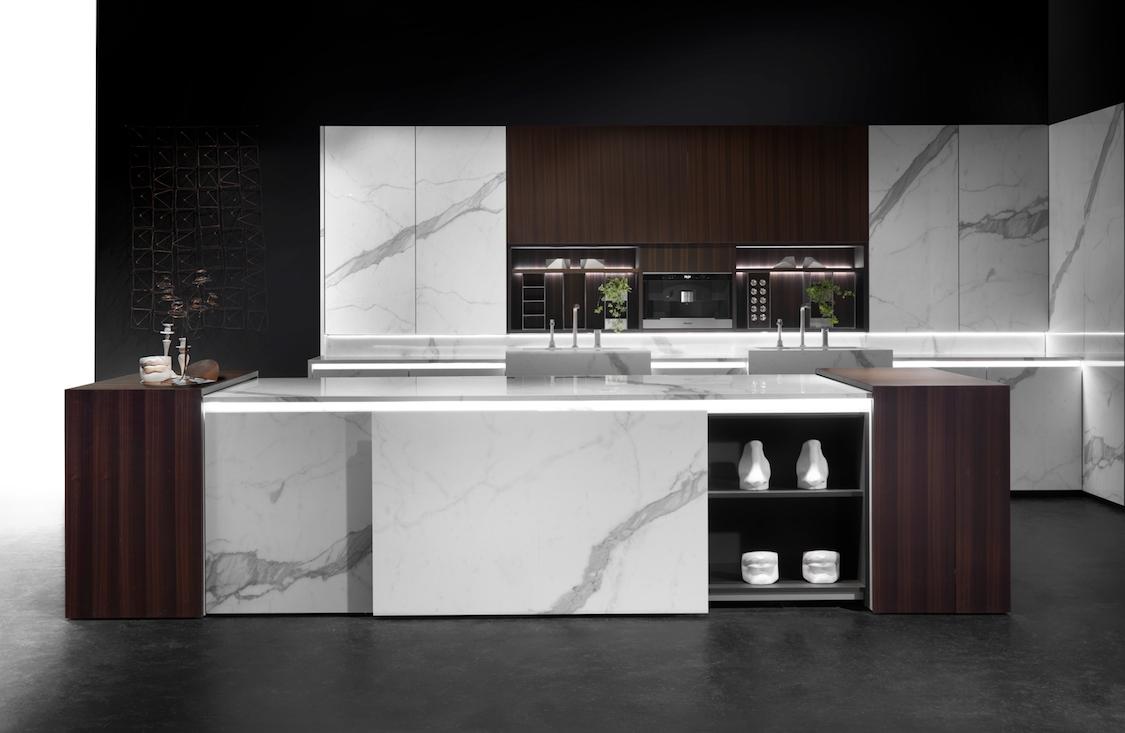 Bucătării de lux, idei și sfaturi pentru a amenaja bucătăria cu stil și eleganță