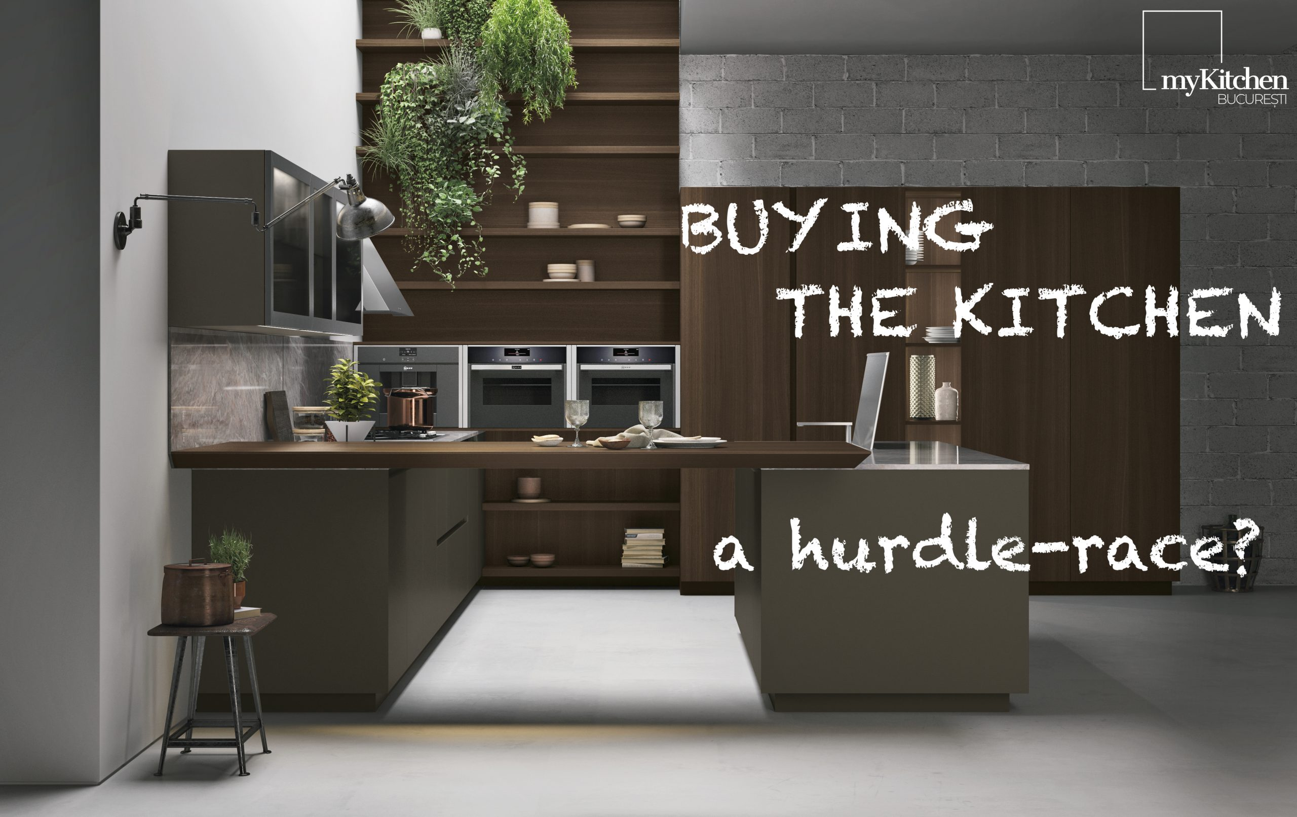 buying the kitchen