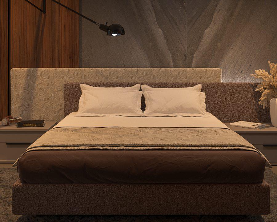 proiect dormitor client Oradea